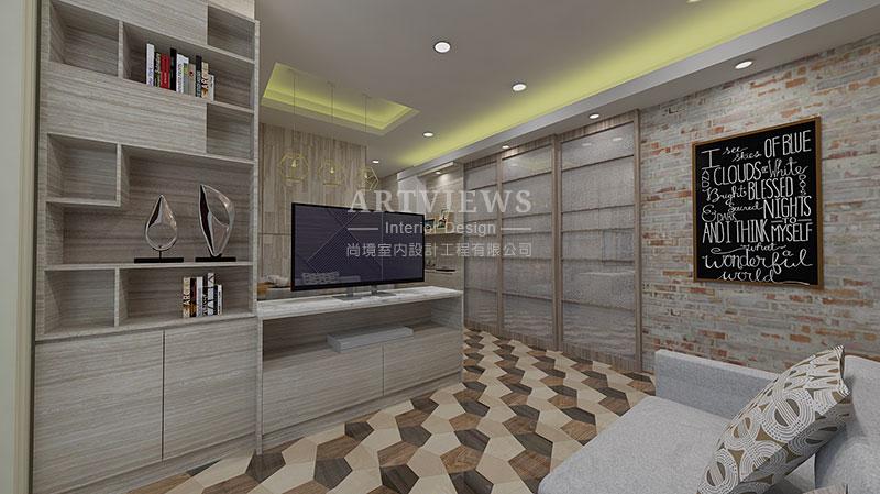 Skico EWS sign Interi 尚境室内設計工程有限公 CL,Interior design,Room,Property,Building,Wall
