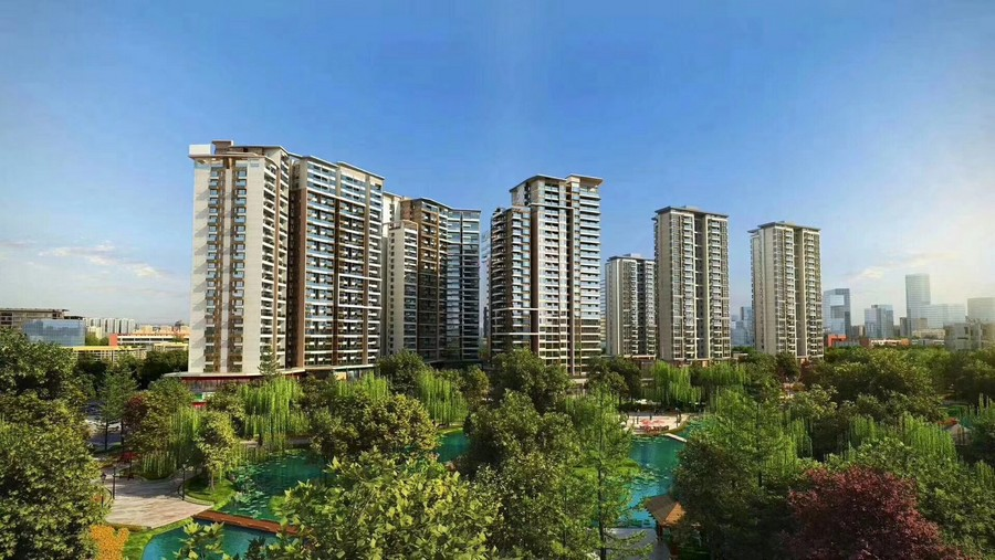 metropolitan area,condominium,tower block,property,urban area