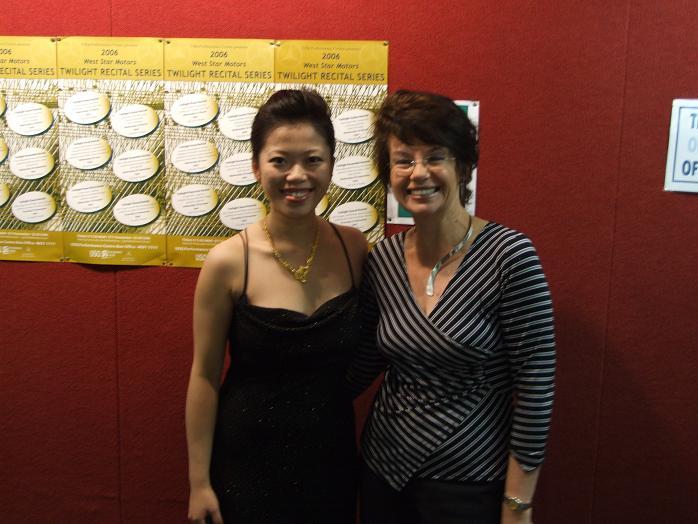澳洲回流專業鋼琴老師-06年於澳洲獲頒最傑出演奏獎並被當地傳媒採訪  鋼琴老師 | 演奏