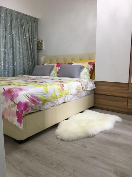 bed frame,floor,bed,furniture,bedroom