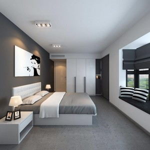interior design,room,bed frame,wall,ceiling