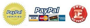 Paypal PayPal VERIFIED: VSA,product,text,product,brand,logo