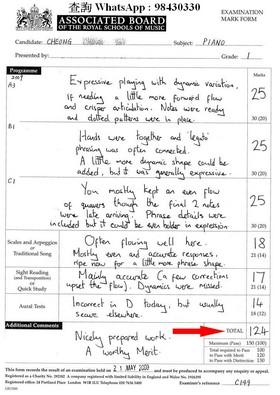 在詢WhatsApp : 98430330 SSOCİATED BOARD DAMNATION Subject PIANO v 25 A3 CI well hare 18 Scals and Ap prepared sokTOEAL,text,music,font,line,paper