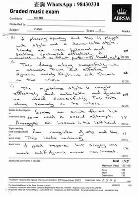查詢whatsApp : 98430330 Graded music exam ABRSM Subject Grade 82 Ci,text,font,black and white,line,paper