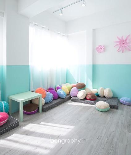 ben graphy,room,interior design,purple,floor,furniture